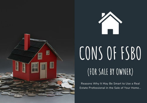 Cons of For Sale By Owner (FSBO) in GTA, Ontario
