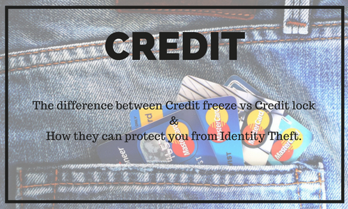 The Differences Between a Credit Freeze and Credit Lock, and How They Can Protect You from Identity Theft in GTA, ON