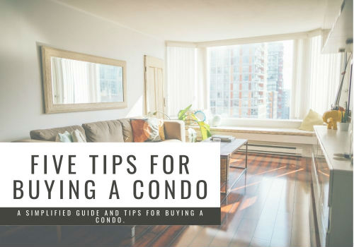 Five Tips for Buying a Condo in GTA, Ontario