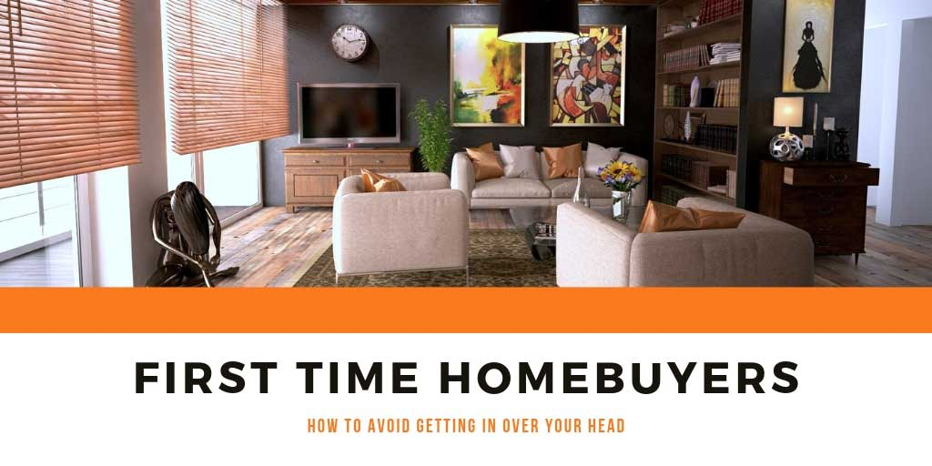 Mortgage Mistakes - How to Avoid Getting in Over Your Head When Buying Your First Home in GTA, ON